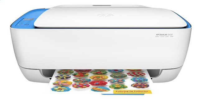 Afbeelding van HP printer all-in-one Deskjet 3639 from ColliShop