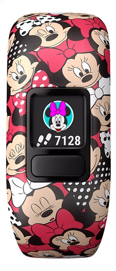 Garmin capteur d'activité Vivofit jr. 2 Stretchy Minnie Mouse