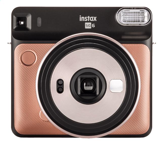 Image pour Fujifilm appareil photo instax Square SQ6 Blush Gold à partir de ColliShop