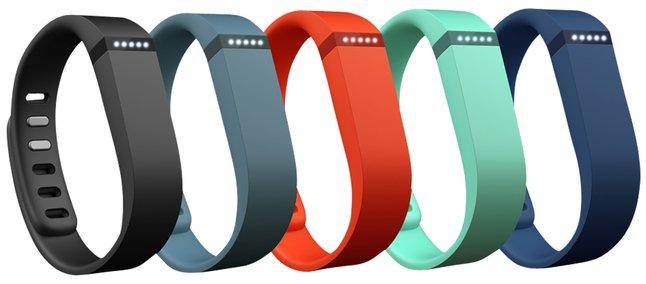 Image pour Fitbit Flex coach électronique noir à partir de ColliShop