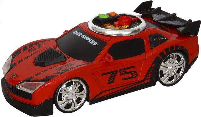 Afbeelding van Road Rippers auto Turbo Revver rood/zwart from ColliShop