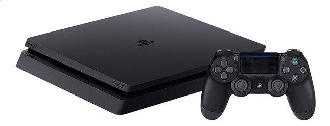 Image pour PS4 Slim console 500 Go noir à partir de ColliShop