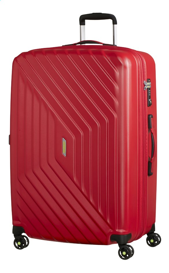 Image pour American Tourister Valise rigide Air Force 1 Spinner EXP flame red 76 cm à partir de ColliShop
