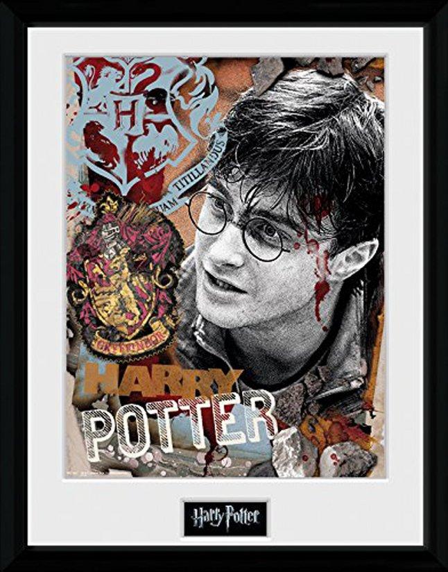 Afbeelding van Poster Harry Potter from ColliShop