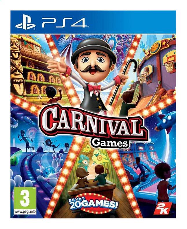 Image pour PS4 Carnival Games FR/ANG à partir de ColliShop