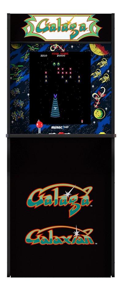 Image pour Arcade1Up Console Galaga Arcade Cabinet à partir de ColliShop