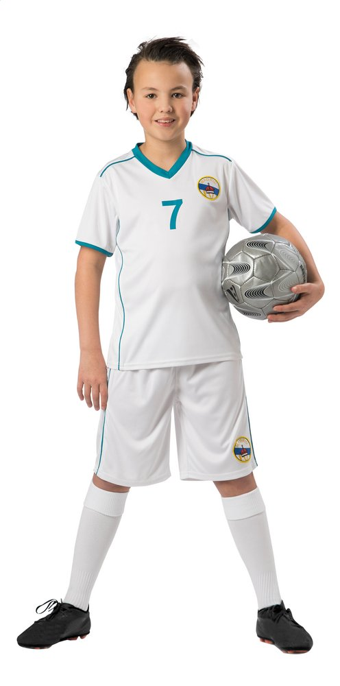 Voetbaloutfit Real Madrid maat 140