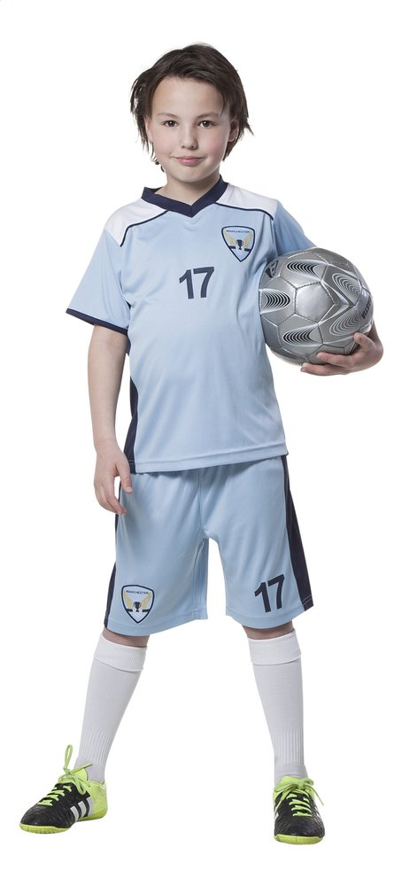 Tenue de football Manchester City taille 152
