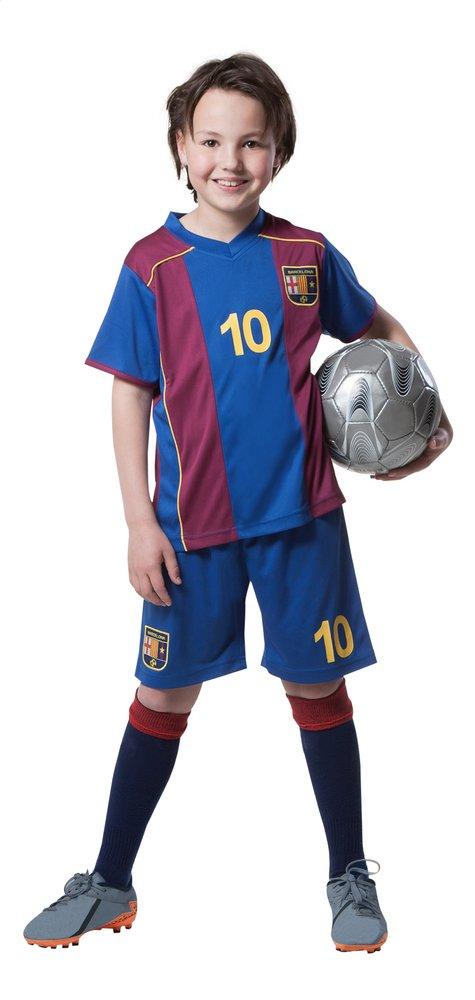 Image pour Tenue de football FC Barcelona rouge/bleu taille 128 à partir de ColliShop