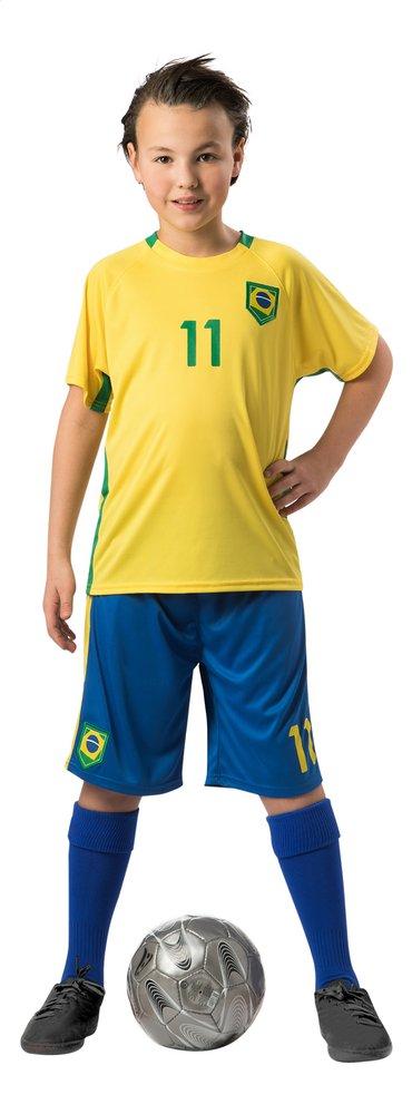 Image pour Tenue de football Brésil jaune/bleu taille 116 à partir de ColliShop