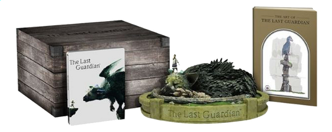 Image pour PS4 The Last Guardian Collector's Edition ANG/FR à partir de ColliShop