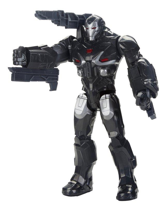 Image pour Hasbro figurine articulée Avengers Titan Hero Series War Machine à partir de ColliShop