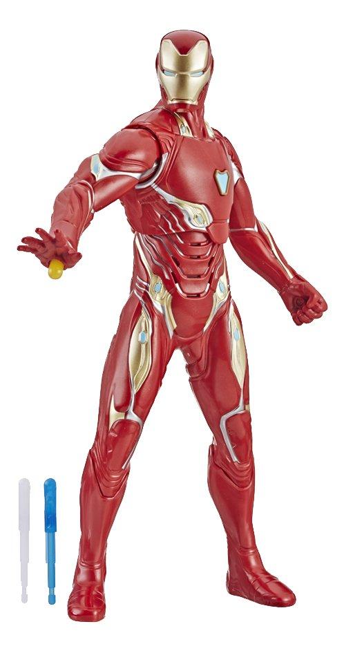 Image pour Hasbro figurine articulée Avengers Iron Man avec tir répulseur à partir de ColliShop