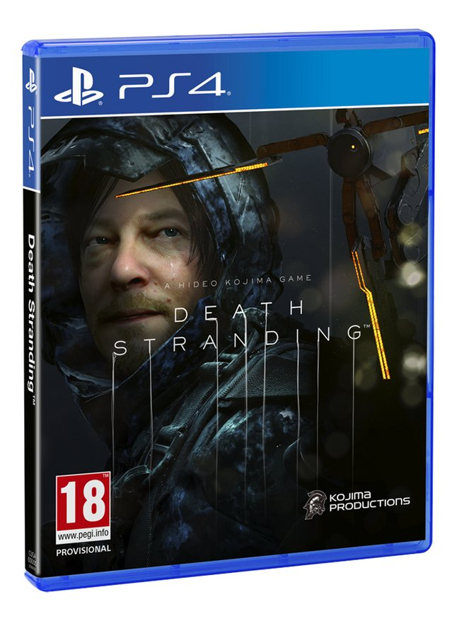 PS4 Death Stranding ENG/FR