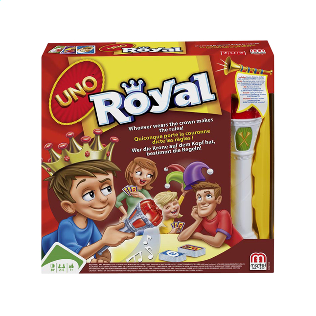 Afbeelding van UNO Royal from ColliShop