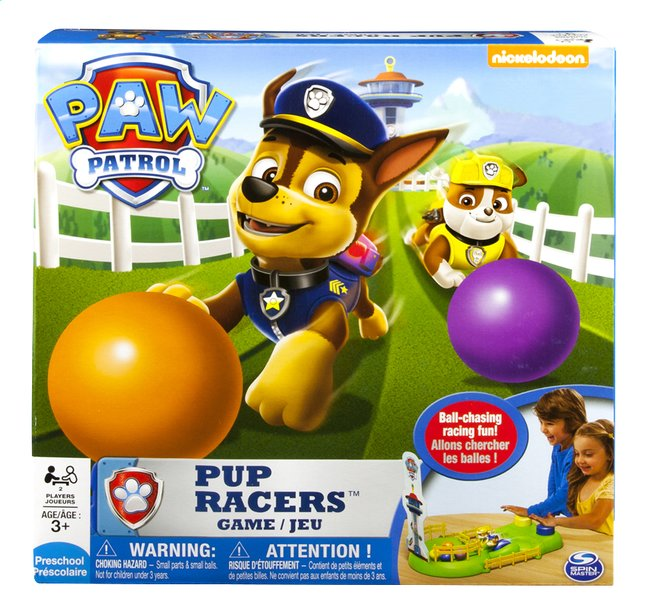 Afbeelding van PAW Patrol Pup Racers from ColliShop
