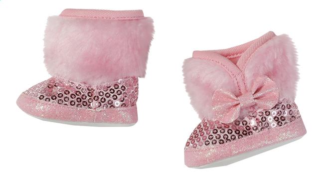 Afbeelding van BABY born roze winterlaarzen from ColliShop