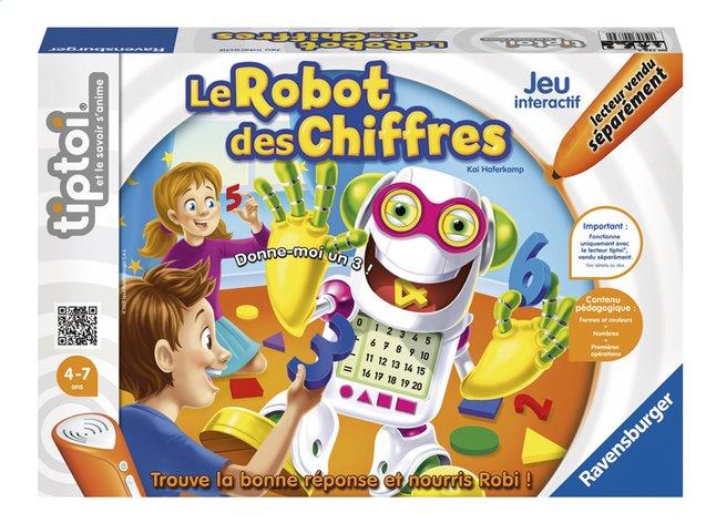 Image pour Ravensburger Tiptoi Le Robot des Chiffres à partir de ColliShop