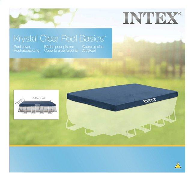 Intex bâche d'hiver L 4,0 x Lg 2,0 m