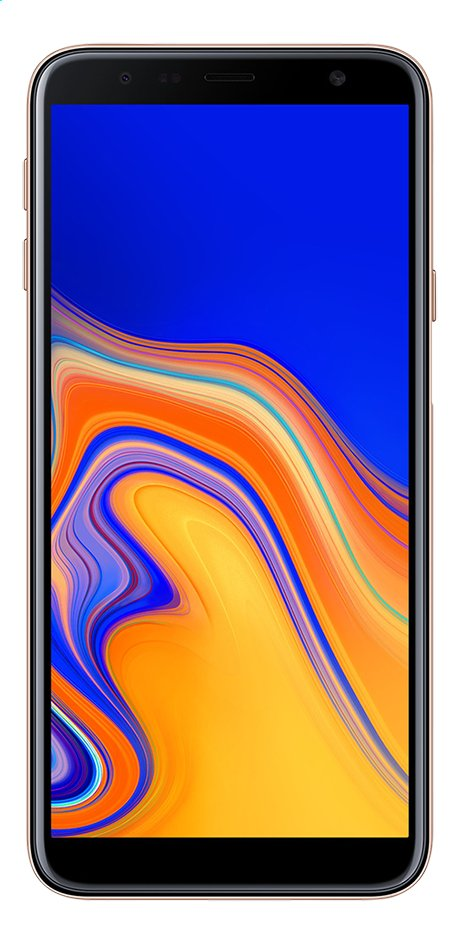 Afbeelding van Samsung smartphone Galaxy J4+ Gold from ColliShop