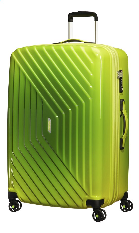 Image pour American Tourister Valise rigide Air Force 1 Spinner EXP gradient yellow 76 cm à partir de ColliShop