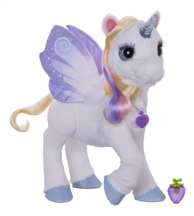 Afbeelding van FurReal Friends Interactieve knuffel StarLily My Magical Unicorn from ColliShop