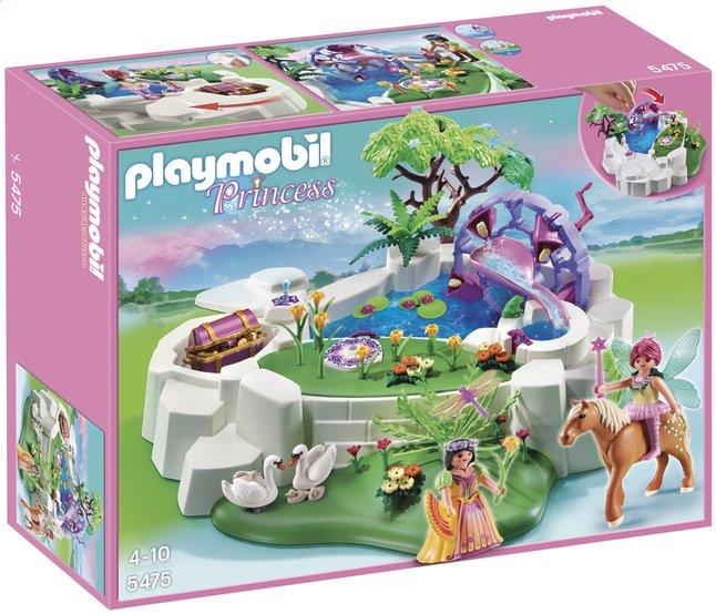Image pour Playmobil Princess 5475 Mare de cristal avec fée à partir de ColliShop