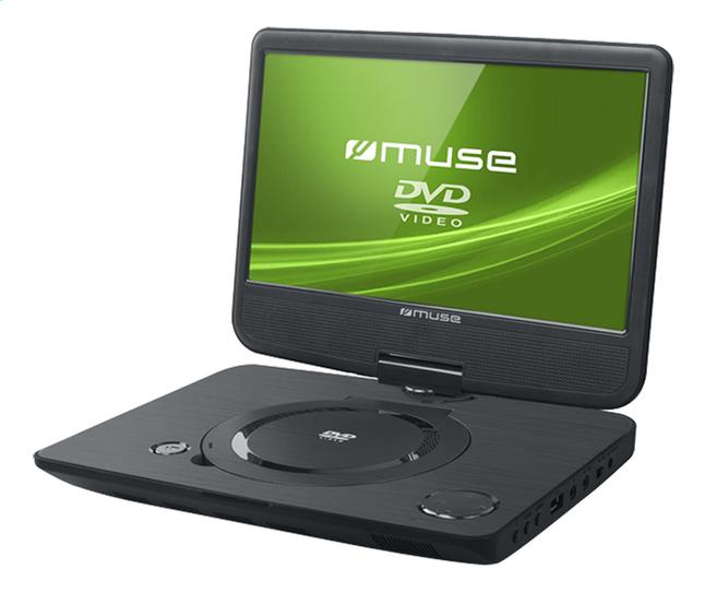 Afbeelding van Muse draagbare dvd-speler M-1070 DP 10.1 inch zwart from ColliShop