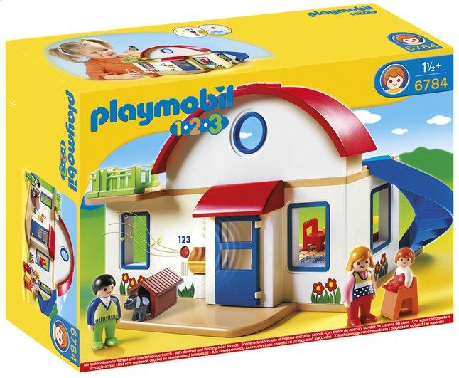 Image pour Playmobil 1.2.3. 6784 Maison de campagne à partir de ColliShop