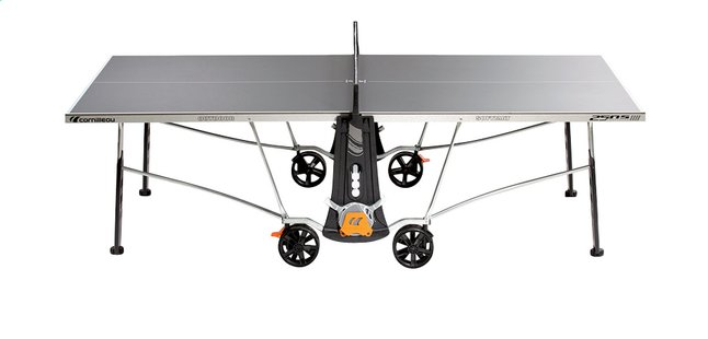 Image pour Cornilleau table de ping-pong 250 S Crossover pour l'extérieur gris à partir de ColliShop