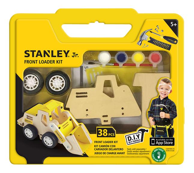 Image pour Stanley Jr. kit de construction Bulldozer à partir de ColliShop