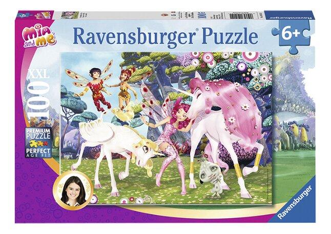 Image pour Ravensburger puzzle Le monde de Mia à partir de ColliShop