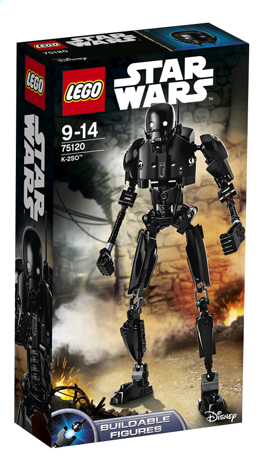 Afbeelding van LEGO Star Wars 75120 K-2SO from ColliShop