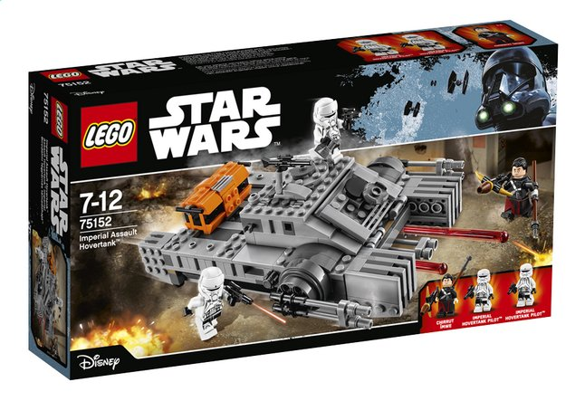 Afbeelding van LEGO Star Wars 75152 Imperial Assault Hovertank from ColliShop