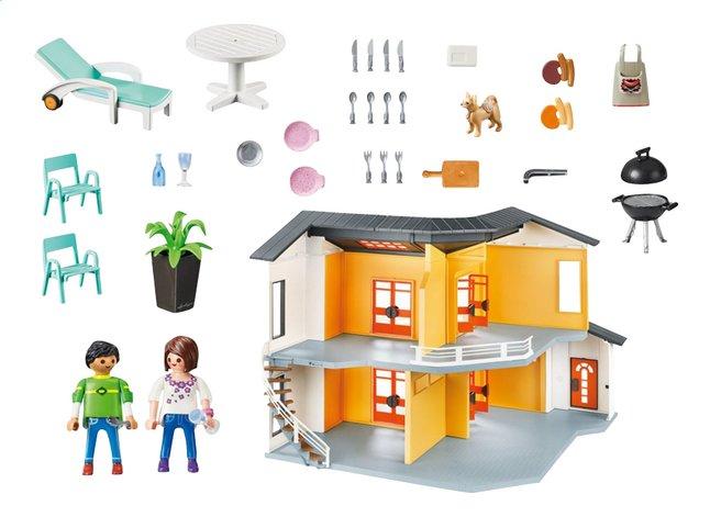 Playmobil Keuken 9269 : Playmobil city life modern woonhuis collishop