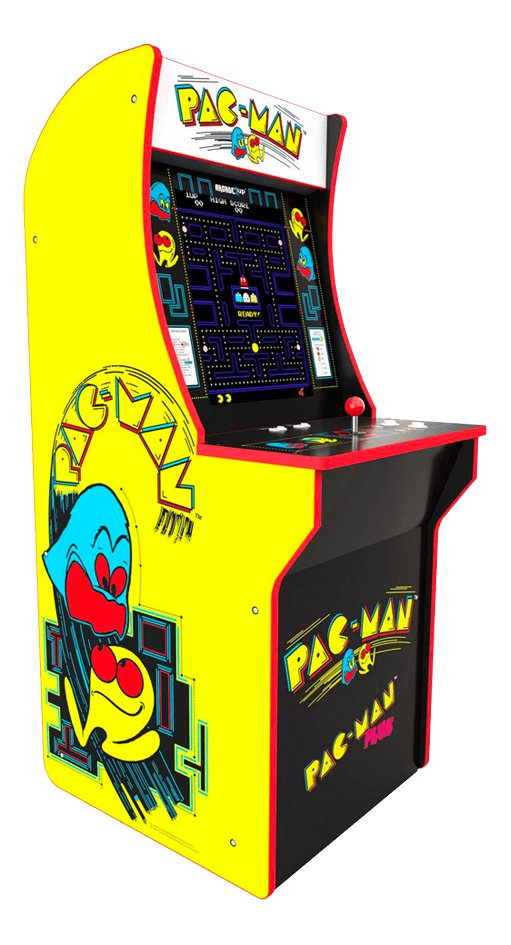 Afbeelding van Arcade 1Up Console Pac-Man Arcade Cabinet from ColliShop