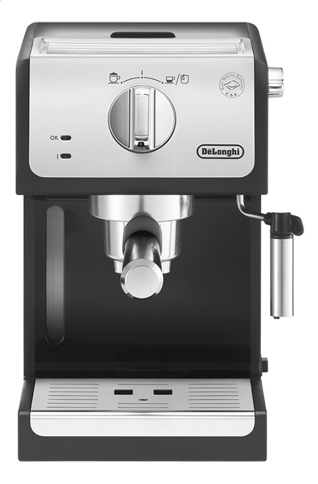 Image pour De'Longhi Machine à espresso ECP33.21.BK noir à partir de ColliShop