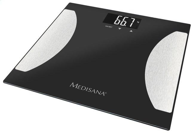Image pour Medisana Pèse-personne/impédancemètre BS475 noir/argenté à partir de ColliShop