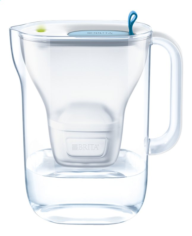 Afbeelding van Brita Waterfilter Style fill & enjoy cool blue 2,4 l from ColliShop