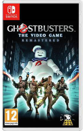 Afbeelding van Nintendo Switch Ghostbusters: The Video Game Remastered ENG/FR from ColliShop