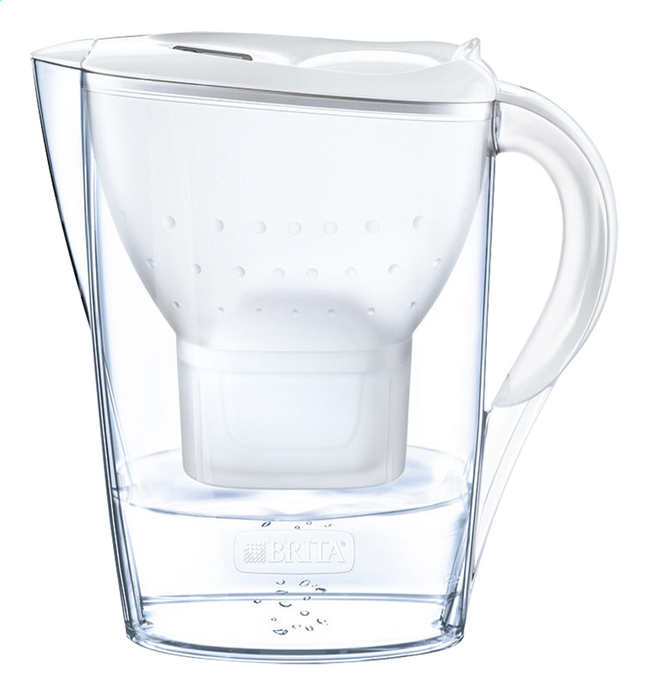Afbeelding van Brita Waterfilter fill & enjoy Marella cool white 2,4 l from ColliShop