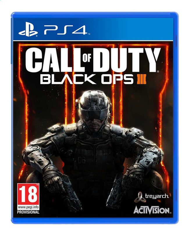Image pour PS4 Call of Duty: Black Ops III FR/ANG à partir de ColliShop