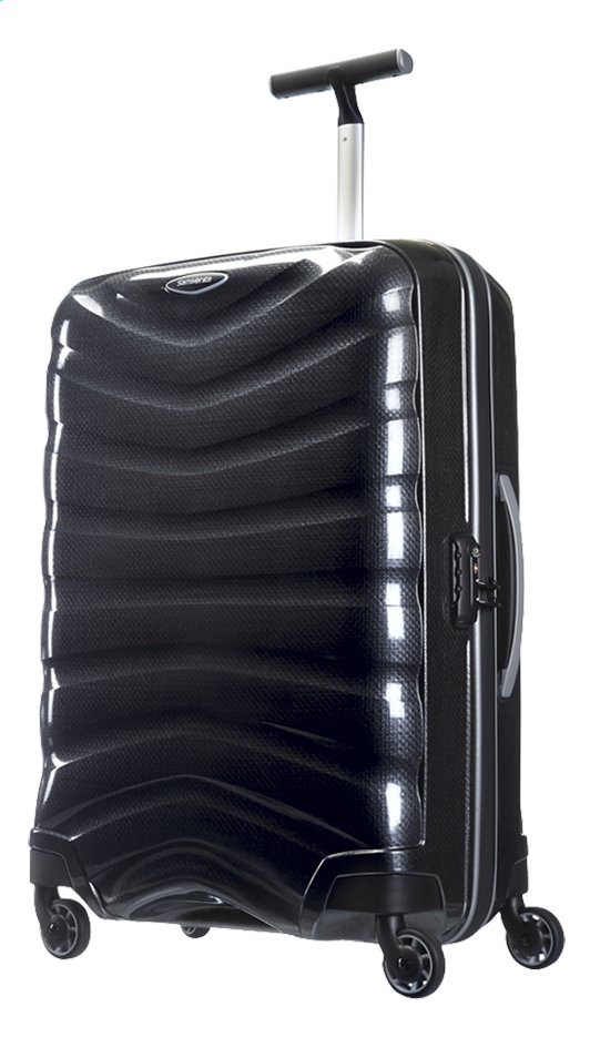 Afbeelding van Samsonite Harde reistrolley Firelite Spinner anthracite 69 cm from ColliShop