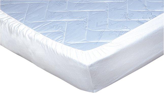 Afbeelding van Sleepnight matrasbeschermer molton hoes Madrid 140 x 200 cm from ColliShop
