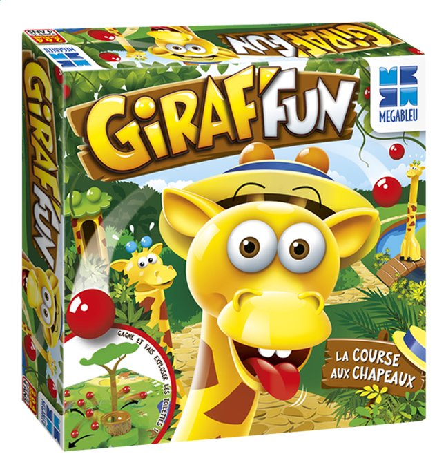 Image pour Giraf' Fun à partir de ColliShop