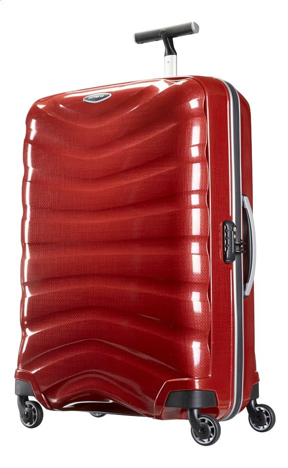 Image pour Samsonite Valise rigide Firelite Spinner chili à partir de ColliShop