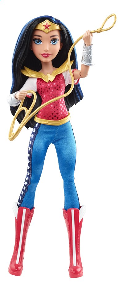 Afbeelding van DC Super Hero Girls mannequinpop Wonder Woman from ColliShop
