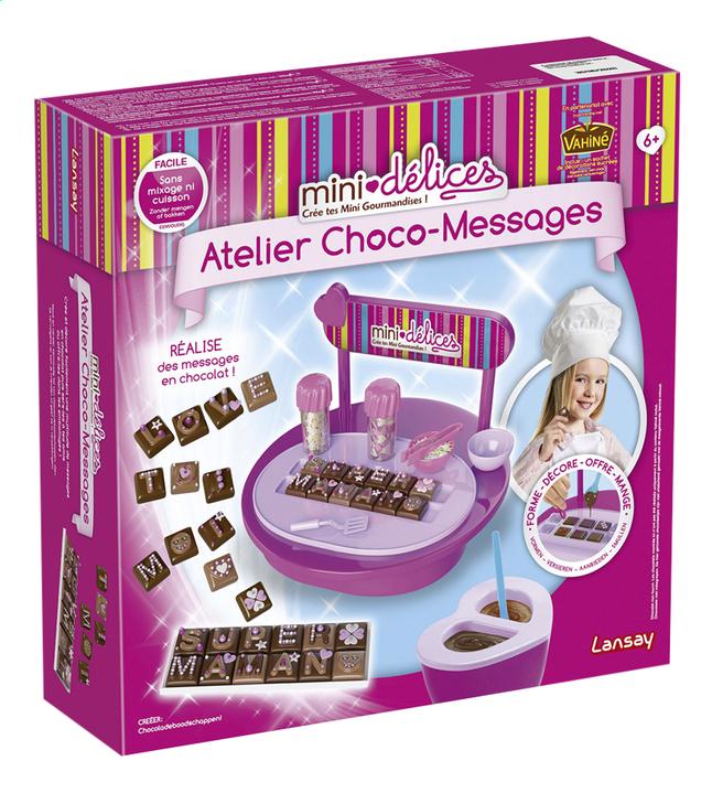 Afbeelding van Lansay Mini délices Atelier Choco-Messages from ColliShop