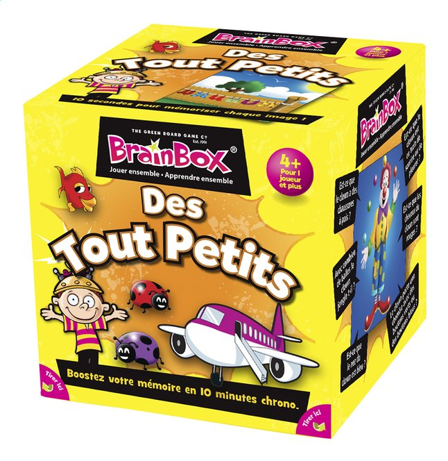 Afbeelding van BrainBox Des Tout Petits FR from ColliShop