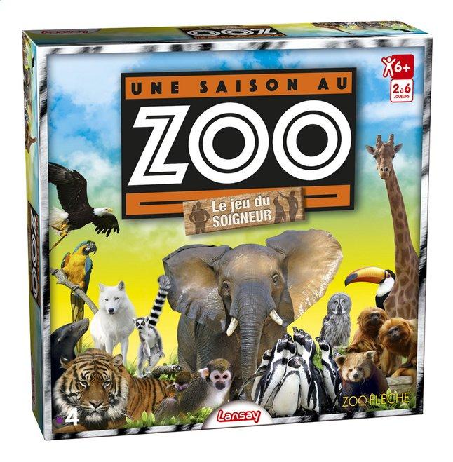 Image pour Une saison au zoo - Le jeu du soigneur à partir de ColliShop